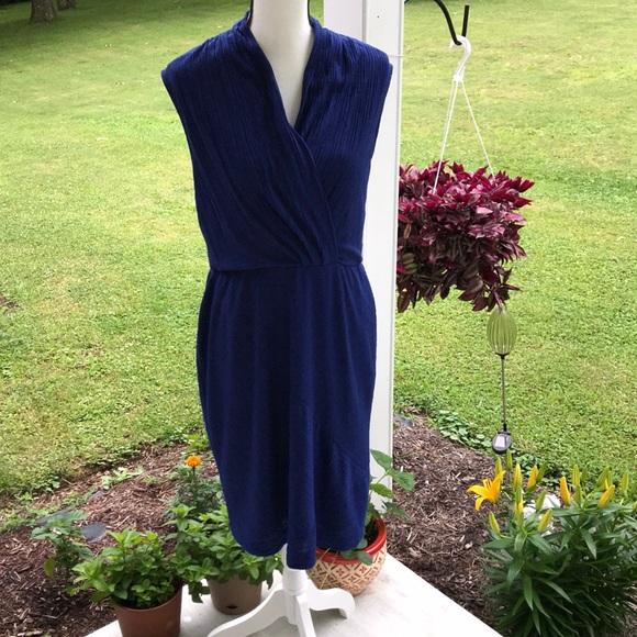 NIC+ZOE Dresses & Skirts - Medium NIC+ZOE Blue Roma Women's Dress